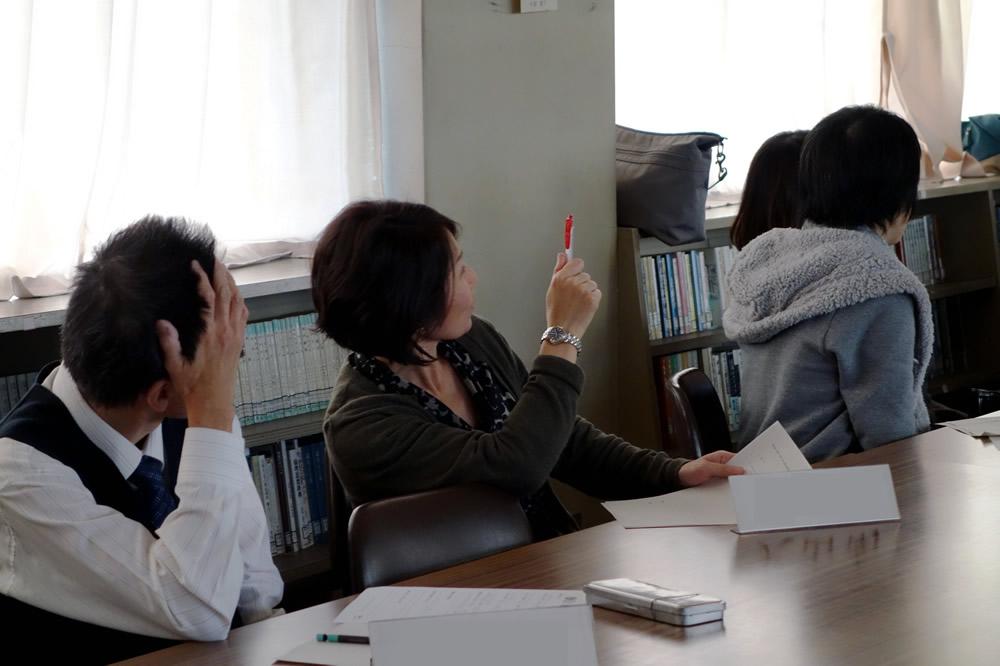 尾北地区教育相談部会主催「LGBT・SOGI研修会」