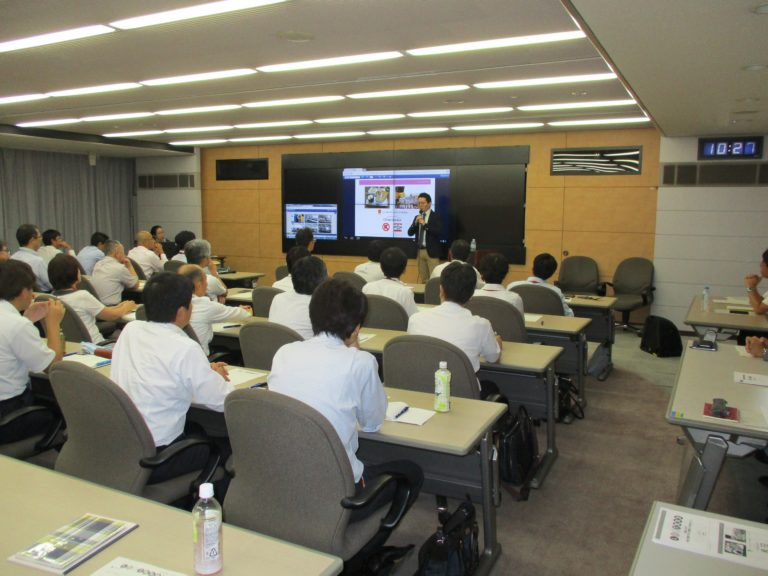 NTT西日本広島支店様にてLGBT・SOGI研修