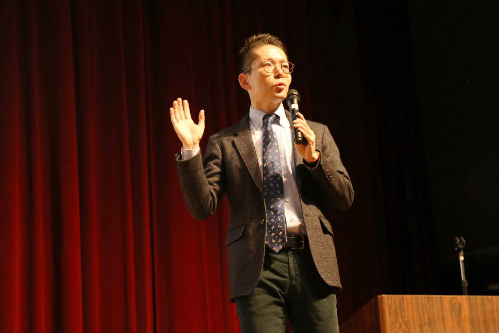 2018年名古屋市主催「多様な生き方を考えるシンポジウム」